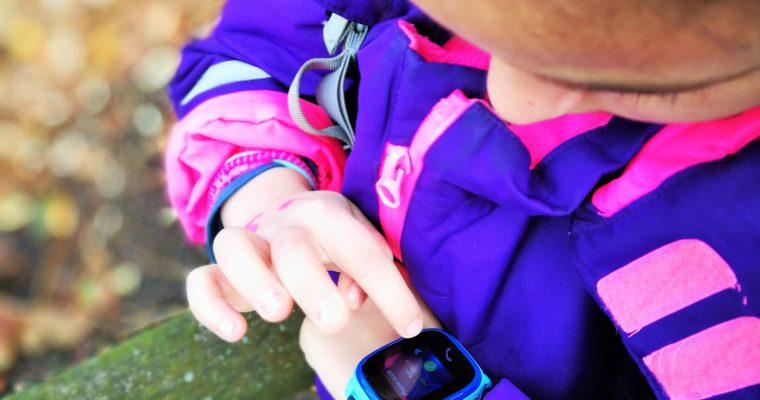 GPS-Uhren für Kinder