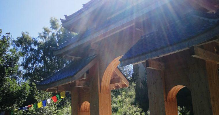 Anhalten. Entschleunigen. Auszeit nehmen. (M)ein Wochenende im buddhistischen Kloster